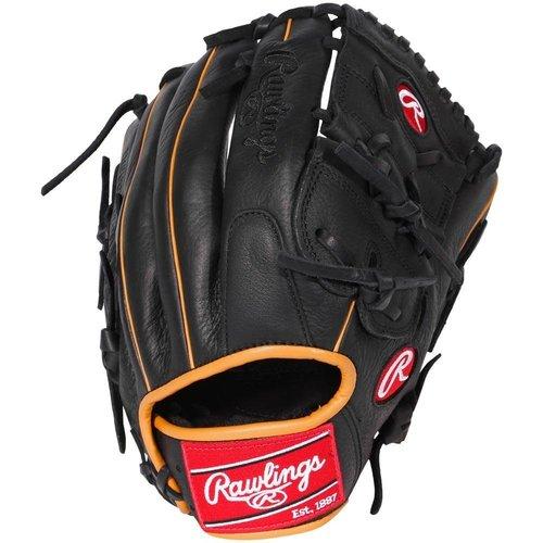 "Rawlings GAMER PRO TAPER 12"" Baseball Glove G1209GT RHT"