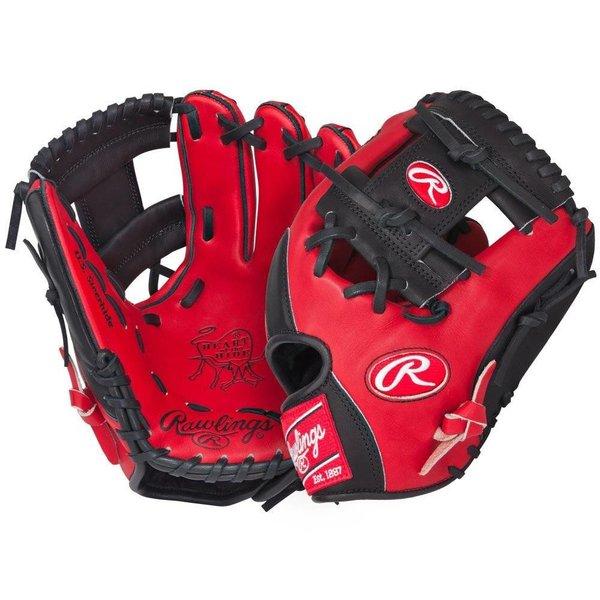 "Rawlings HEART OF THE HIDE COLOR SERIES 11 1/2"" Baseball Glove PRO202SB"