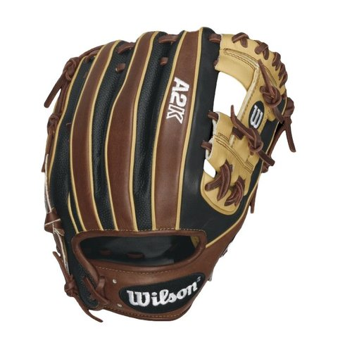 "Wilson A2K 1788 SuperSkin 11 1/4"" Baseball Glove WTA2KRB161788SS"