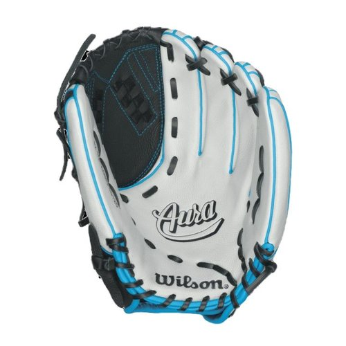 "Wilson AURA 12 1/2"" Fastpitch Softball Glove WTA08LF16125"