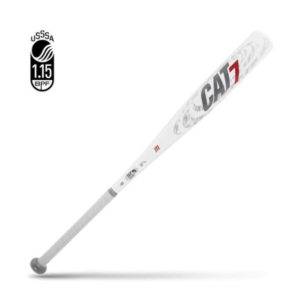 "Marucci 2017 CAT7 -8 2 5/8"" Senior League Baseball Bat MSBYC78"