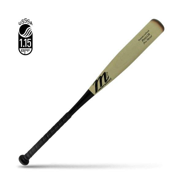 "Marucci 2018 POSEY28 2 3/4"" -10 Senior League Baseball Bat MSBP28X10"