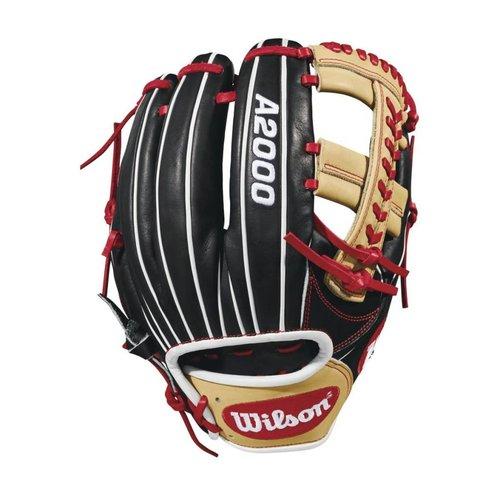 "Wilson 2018 1785 A2000 11 3/4"" Baseball Glove WTA20RB181785 RHT"