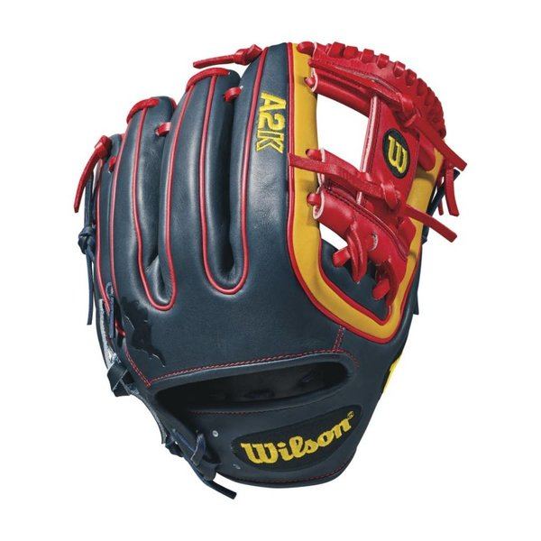"Wilson 2018 BRANDON PHILLIPS A2K 11 1/2"" Baseball Glove WTA2KRB18DTDUDE"
