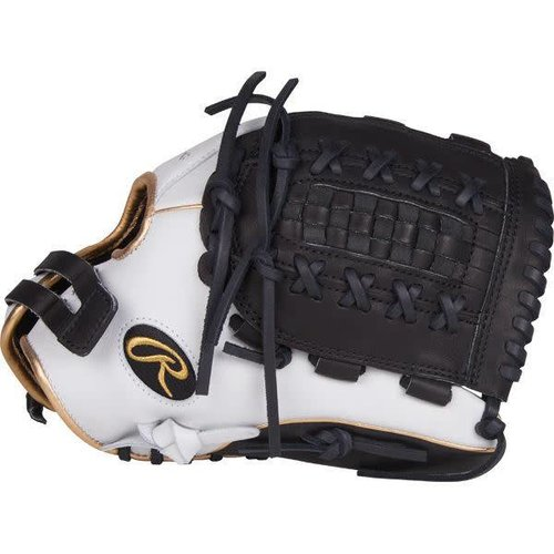 "Rawlings 2018 LIBERTY ADVANCED COLOR SERIES 12 1/2"" Fastpitch Softball Glove RLA125-18WBG-0/3 LHT"