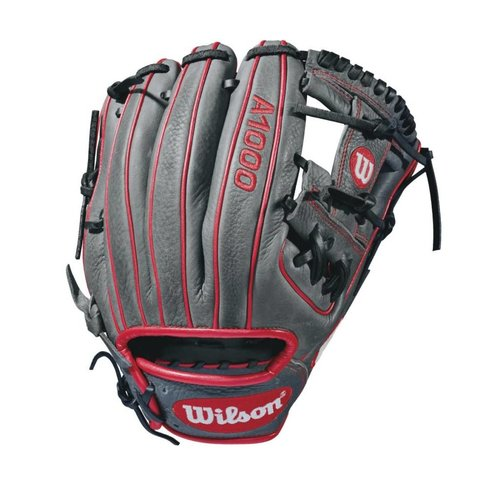 "Wilson 2018 1786 A1000 11 1/2"" Baseball Glove WTA10RB181786 RHT"