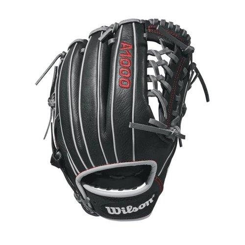 "Wilson 2018 1789 A1000 11 1/2"" Baseball Glove WTA10RB181789 RHT"