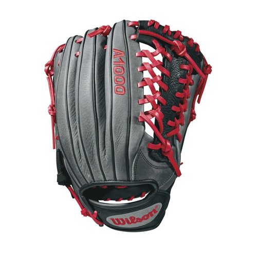 """Wilson 2018 KP92 A1000 12 1/2"""" Baseball Glove WTA10RB18KP92 RHT"""