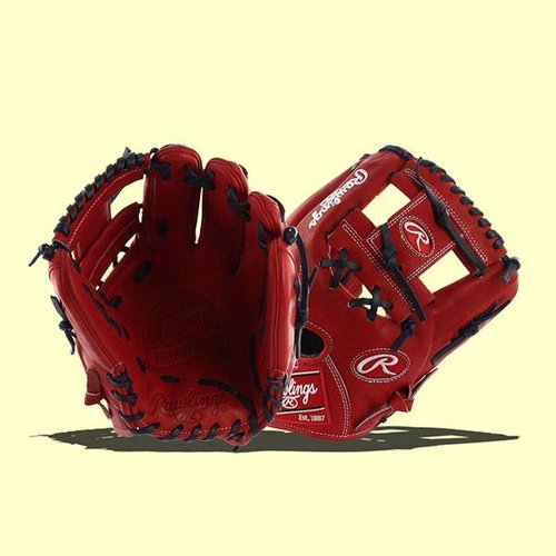 "PRO PREFERRED 11 1/2"" Baseball Glove PROS202S RHT"