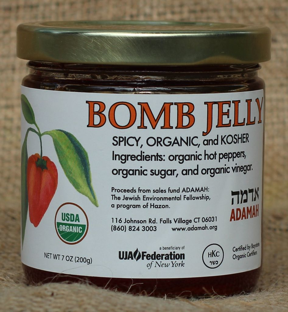Adamah The Bomb Jelly