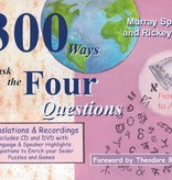 300 Ways to Ask Four Questions - Murray Spiegel and Rickey Stein