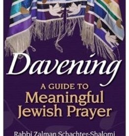 Davening: A Guide to Meaningful Jewish Prayer - Rabbi Zalman M. Schachter-Shalomi