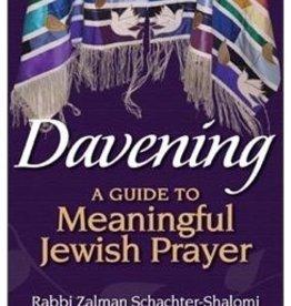 Davening: A Guide to Meaningful Jewish Prayer - Rabbi Zalman M. Schachter-Shalomi