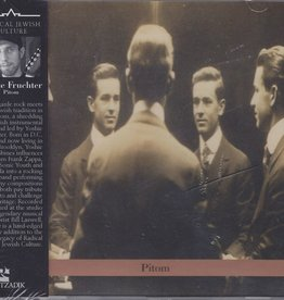 Pitom - Yoshie Fruchter cd