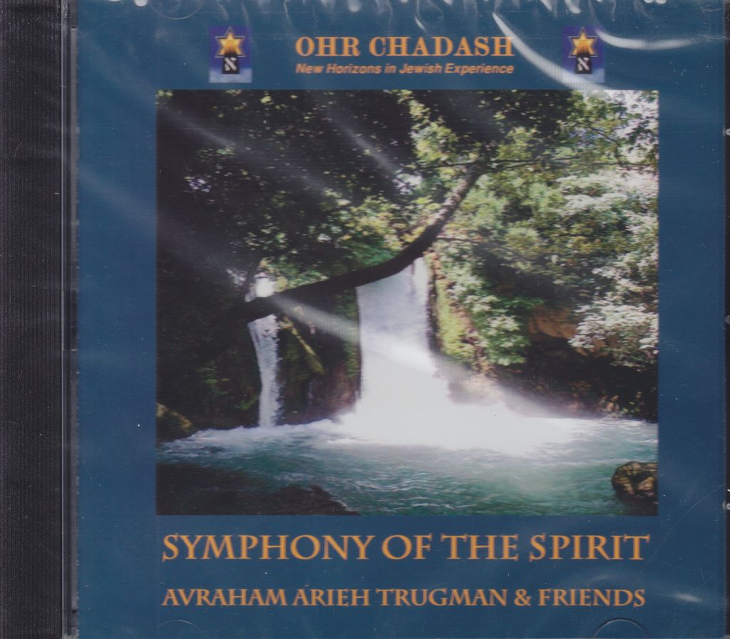 Symphony of the Spirit - Avraham Arieh Trugman & Friends