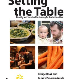 Hazon Educational Materials Setting the Table