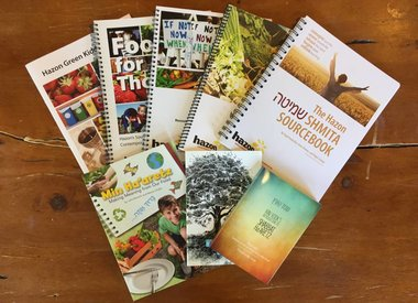 Hazon Educational Materials