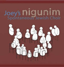 Joey's Niggunim: Spontaneous Jewish Choir - Joey Weisenberg CD