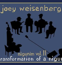 Nigunim Vol II: Transformation of a Nigun - Joey Weisenberg CD