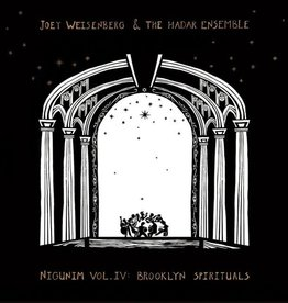 Nigunim Vol. IV: Brooklyn Spirituals - Joey Weisenberg CD