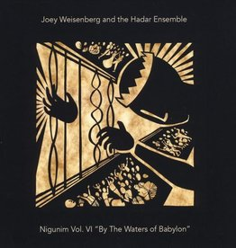 Nigunim Vol. VI: By The Waters of Babylon - Joey Weisenberg CD