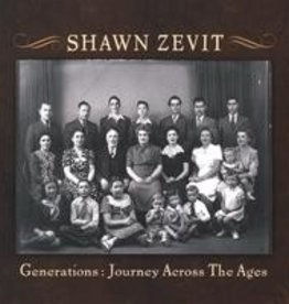 Generations: Journey Across the Ages - Shawn Zevit