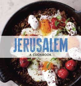 Jerusalem: A Cookbook - Ottonlenghi and Tamimi