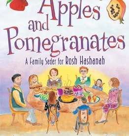 Apples and Pomegranates: A Rosh Hashanah Seder