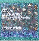 Hodu: Jewish Rhythms from Baghdad to India - Rahel Musleah CD