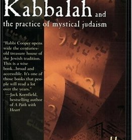 God Is a Verb: Kabbalah and the Practice of Mystical Judaism - David A. Cooper