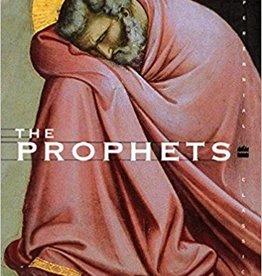 The Prophets - Abraham Joshua Heschel