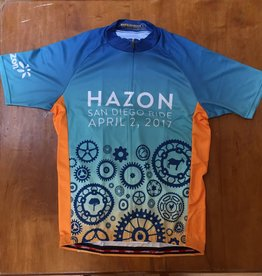 Vintage Hazon Bike Jersey - 2017 San Diego Ride