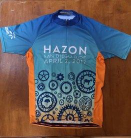Vintage Hazon Bike Jersey - 2017 San Diego Ride