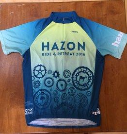Vintage Hazon Bike Jersey - 2016 Ride & Retreat