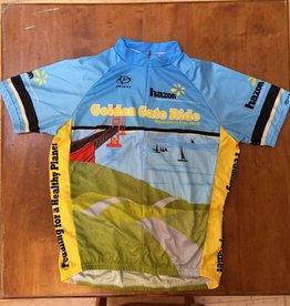 Vintage Hazon Bike Jersey - 2013 Golden Gate Ride