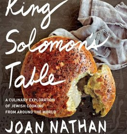 King Solomon's Table: A Culinary Exploration of Jewish Cooking from Around the World