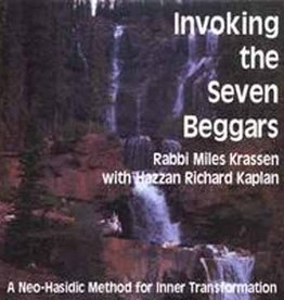 Invoking the Seven Beggars;  4CD Set - by Miles Krassen and Hazzan Richard Kaplan