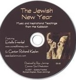 The Jewish New Year: Music and Inspirational Teachings from the Kabbalah - Estelle Frankel & Cantor Richard Kaplan