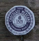 Taza Chocolate Mexicano Disc - Chipotle Chili, 70% dark