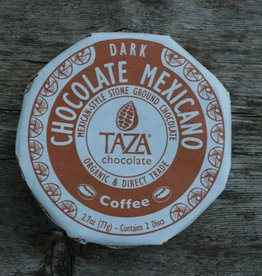 Taza Chocolate Mexicano Disc - Coffee, 55% dark