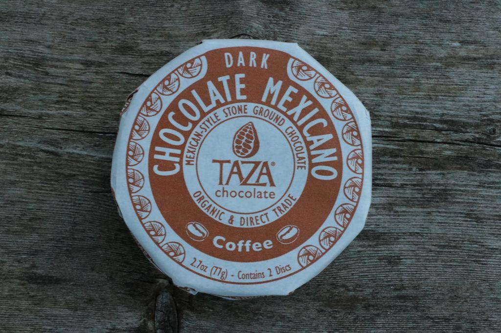 Taza Chocolate Mexicano Disc - Coffee, 55% dark