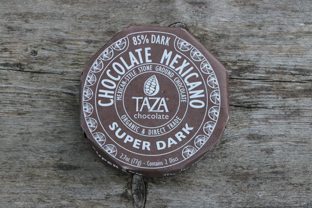 Taza Chocolate Mexicano Disc - Super Dark 85%