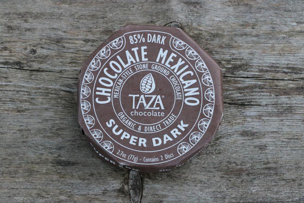 Taza Chocolate Mexicano Disc - Super Dark 85%