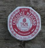 Taza Chocolate Mexicano Disc - Cinnamon, 50% dark