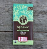 Equal Exchange Organic Dark Chocolate Mint Crunch (67% Cacao)