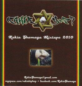 Rakia Shemaya Mixtape 2010 CD