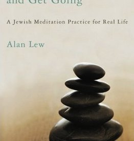 Be Still and Get Going - Alan Lew