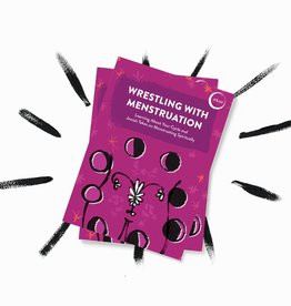 Wrestling with Menstruation: Learning About Your Cycle and Jewish Takes on Menstruating Spiritually