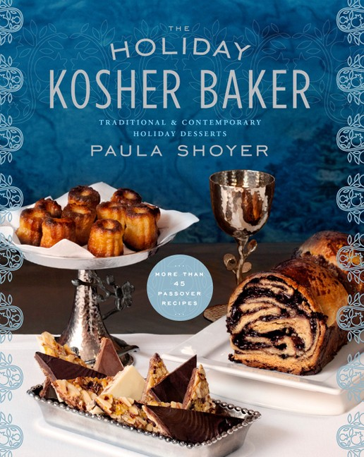 The Holiday Kosher Baker: Traditional & Contemporary Holiday Desserts, by Paula Shoyer