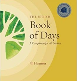 The Jewish Book of Days: A Companion for All Seasons (paperback) - by Rabbi Jill Hammer